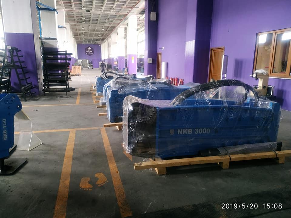 Продукция машиностроительного завода ISITEK