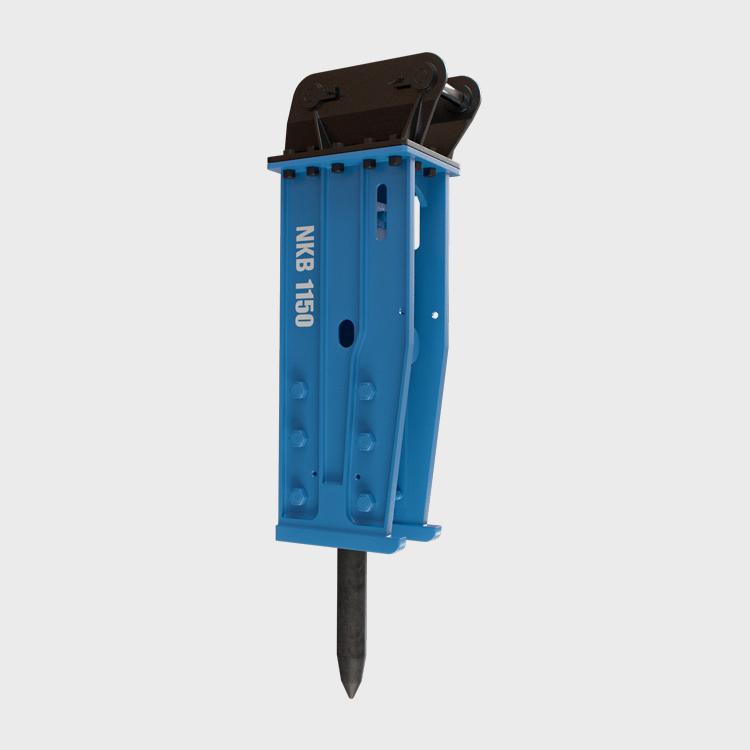 NKB 1150 Hidrolik Kırıcı Görünüm 1