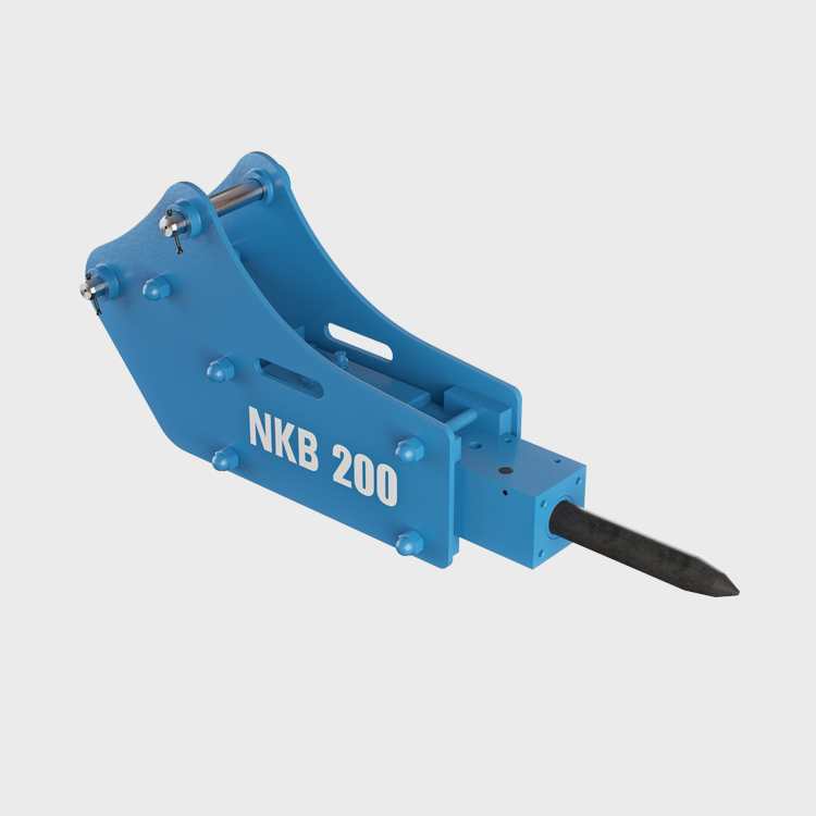 NKB 200 Hidrolik Kırıcı Görünüm 3