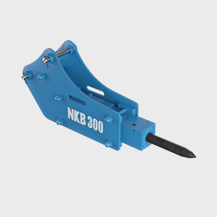 NKB 300 Hidrolik Kırıcı Görünüm 3