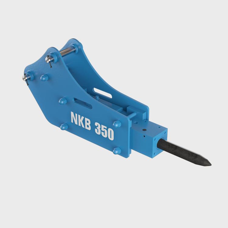 NKB 350 Hidrolik Kırıcı Görünüm 3